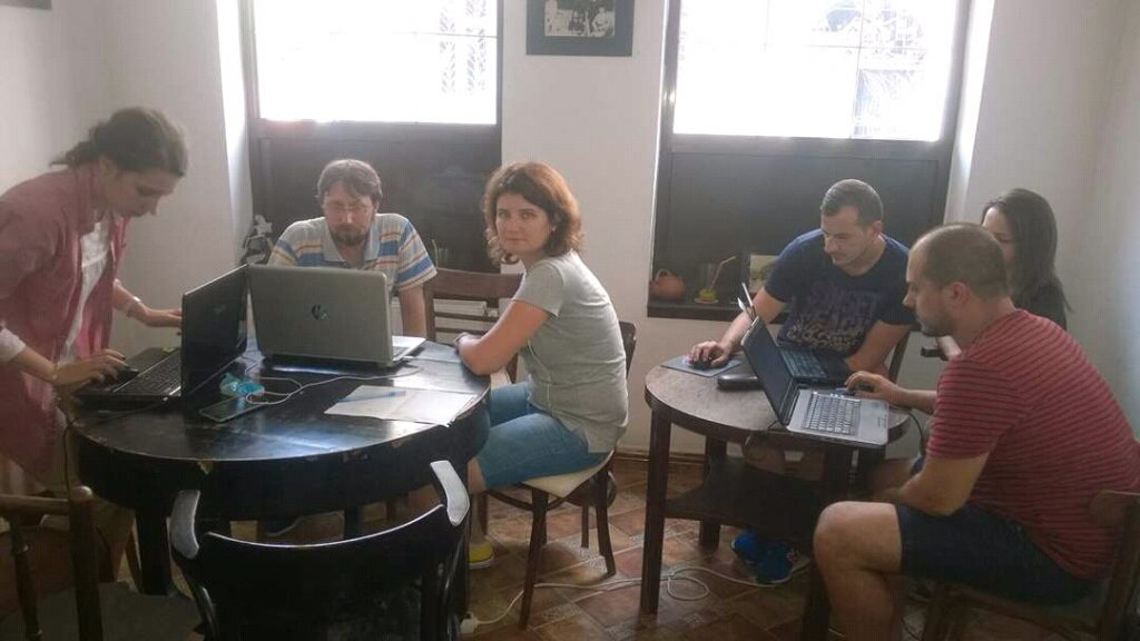 Robert, fost cursant InvatamProgramare.Ro la Weekend of Code