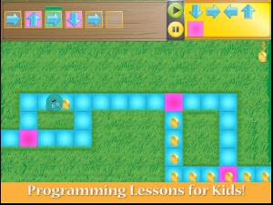 copii pot invata programare de pe kodable
