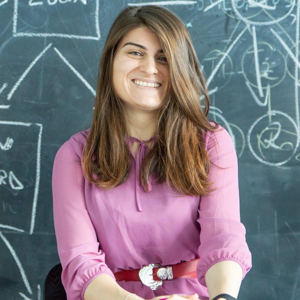Georgiana Ghita, recrutor Invatam Programare